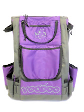 Disc Golf Backpack with Voodoo Logo - Spinal Tap 3