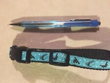 New listing Up Country Ski Dog Collar - Extra Small