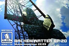Brengun Models 1/72 Bachem Natter BP-20 22/23 Model Kit
