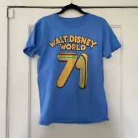 Walt Disney World '71 Men's T-Shirt-Size M-GUC