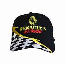 CAPPELLINO RENAULT 5 GT TURBO CAP BASEBALL PATCH