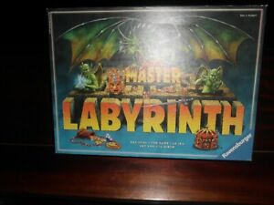 MASTER LABYRINTH BOARD GAME