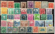 Latin America countries old stamps lot