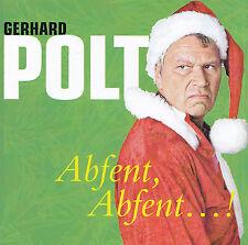 GERHARD POLT - CD - ABFENT, ABFENT...!