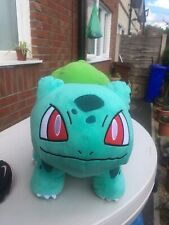 build a bear pokemon RARE Large bulbasaur