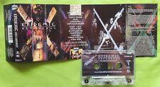 EPIDEMIC - DECAMERON MC CASSETTE TAPE METAL BLADE UK 1992. SLAYER EXODUS DEATH