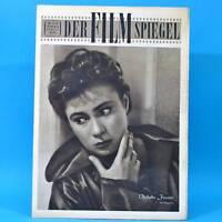 GDR Filmspiegel 12/1956 Gerard Philipe Violetta Ferrari Eva Ruttkay Karl Schnog