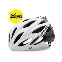 GIRO SAVANT MIPS HELMET 2018: MATT WHITE/BLACK S 51-55CM - MRRP £104.99