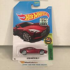 Aston Martin One-77 #200 * RED * 2017 Hot Wheels FACTORY SET Edition