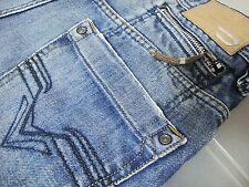 *HOT! 100% AUTHENTIC Men's DIESEL @ ONIJO Art 8AT Slim STRAIGHT Jeans 29 x 34