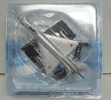 Suchoj Su-9, Fertigmodell aus Metall, Legendäre Flugzeuge,De Agostini, NEU