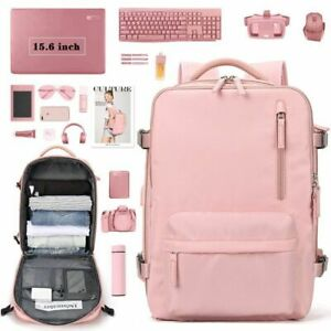 Laptop Backpack 15.6 inch Large Capacity Multi-function Travel Portable Business