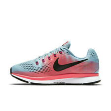 9fb4813769be Nike Women s Air Zoom Pegasus 34 - Mica Blue White Racer Pink (880560