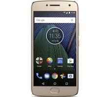 "MOTOROLA Moto G5 Plus - 32 GB, Fine Gold 5.2"" IPS LCD touchscreen"