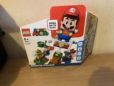 LEGO Super Mario Adventures with Mario Starter Course 71360 BNISB