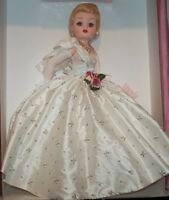 "Madame Alexander 21"" Royal Reception Cissy 28441 Limited Edition COA New NRFB"