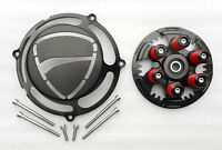 Ducati Monster Supersport 916 999 1098 S2R Set Kupplungsdeckel Druckplatte