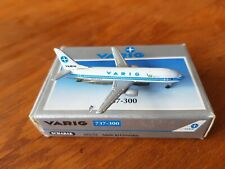 Schabak 1:600 Varig Boeing 737-300 OVP Flugzeugmodell