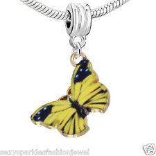 Butterfly Charm Bead for European Snake Chain Charm Bracelet …3709