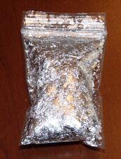 1 Gram Imitation 999 Silver Leaf Flake - Huge Beautiful Flakes - Guaranteed