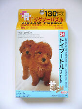 """""""TOI PODDLE"""" 130 Piece Jigsaw Puzzle NIP Made in Japan"""
