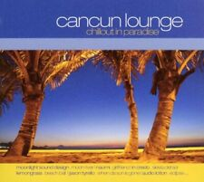Cancun Lounge Chillout in Paradise Naomi Lemongrass Audio Lotion