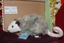 Webkinz Opossum.Comes With Sealed/Unused Code/Tag.Nice Gift