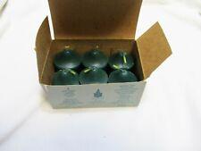 6 Partylite V0650 Balsam Pine Set Votive Candles, New evergreen
