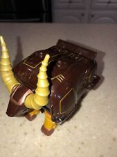 Power Rangers Deluxe Wild Force Megazord Animus Bison 2001