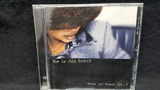 Jill Scott – Who Is Jill Scott? - Words And Sounds Vol. 1 (CD, 2000,HiddenBeach