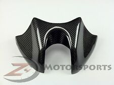 2010-2013 Kawasaki Z1000 Gas Tank Front Cover Fairing Cowl 100% Carbon Fiber