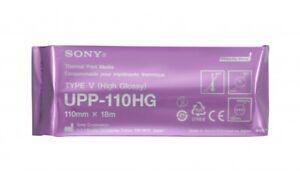 SONY UPP - 110 HG CARTA TERMICA THERMAL 110 x 18