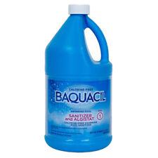 Baquacil Sanitizer & Algistat Chlorine-Free Sanitizer 1 - 1/2 gal