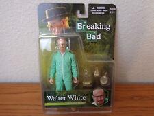Mezco Breaking Bad Walter White Blue Hazmat Suit Collectible Figure MIB IN HAND