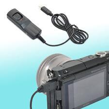 RM-SPR1 Sony Remote Shutter Cord JJC A9 A7M3 A7R III A6500 A6300 RX10 IV RX100 V