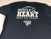 West Forsyth Football T-Shirt Fits Adult Medium Wolverines Georgia High School