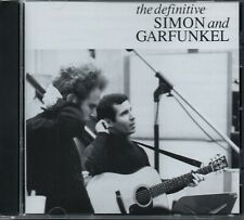 SIMON & GARFUNKEL - The Definitive - CD Album *Mint Condition* *Best Of**Hits*