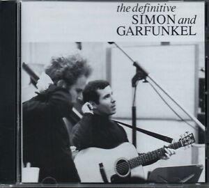 SIMON & GARFUNKEL - The Definitive - CD Album *Mint Condition* *FREE UK P&P*