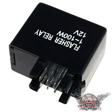 Last independientemente relé intermitencia Suzuki GSF 650/1250 Bandit 7 polos intermitentes de LED relés