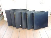 DDR Sammlung 1949-1990 postfrisch ** komplett 6 Safe Vordruckalben - Mi. 5700,-