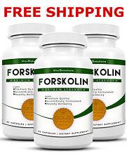 Forskolin - Weight loss - Heart Health - Coleus Forskohlii - 180 Capsules