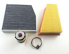 Filtro set filtro aceite filtro de carbón activado filtro de aire B-Klasse w246 160 - 250 gasolina
