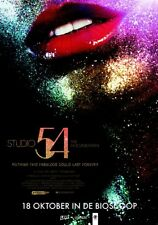 STUDIO  54    70 x 100  cm.   film    poster.