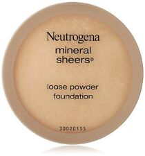 (1) Neutrogena Mineral Sheers Loose Powder Foundation, You Choose