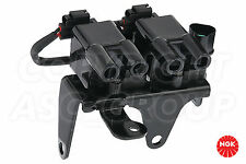 New NGK Ignition Coil For HYUNDAI Amica 1.0  2000-03