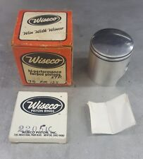 1975 Suzuki RM 125 Wiseco piston kit standard bore 364 PS