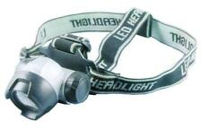 Dennett Super Bright Headlight 21 Led Lamp Headlamp - Grey / Black QD-H21