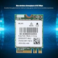 BT card Intel Wireless-AC 18260AC 00JT492 M.2 Dual Band 802.11ac 867Mbps WiFi