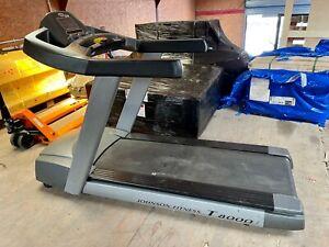 Johnson T8000 Commercial Treadmill