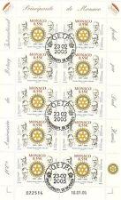 Gestempelte Briefmarken mit Echtheitsgarantie aus Europa